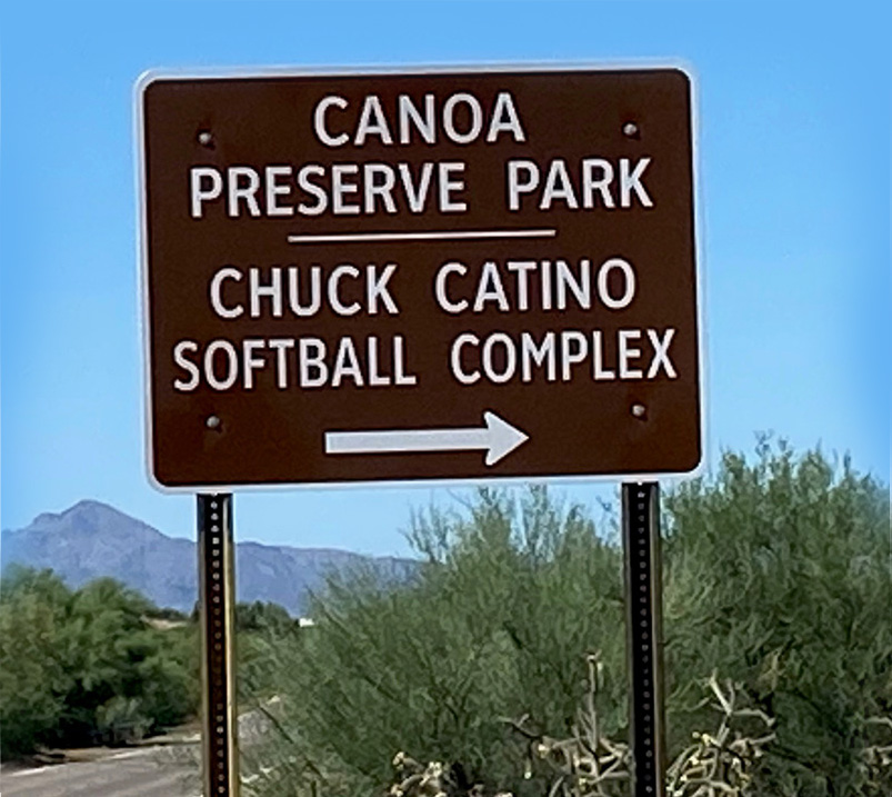 Softball_CatinoParkSign